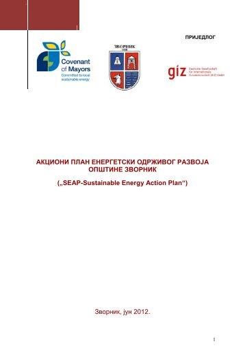 Zvornik SEAP BiH - Sustainable Energy BiH