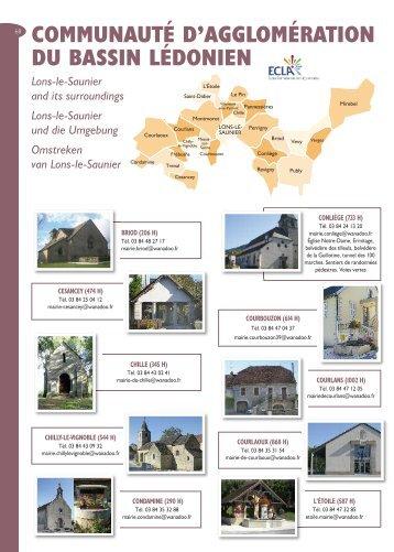 10 free magazines from ot lons le saunier com - Lons le saunier office du tourisme ...