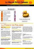 le malin petit canard - Ranska.org - Page 2