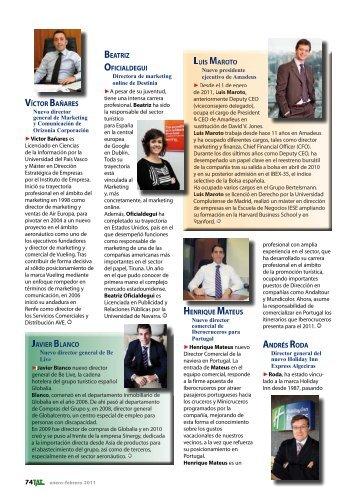 Personas - TAT Revista