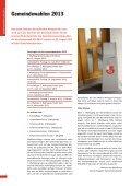 Würenloser Nachrichten 1/2013 - Gemeinde Würenlos - Page 4