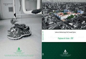 Programa de Ensino - 2012