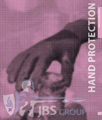 Hand Protection - JBS Group