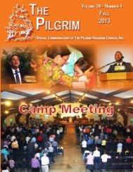 PILGRIM Camp Meeting - Pilgrim Holiness Church