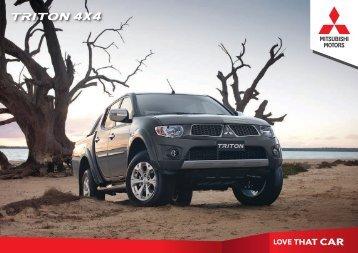 Download Brochure - Mitsubishi Motors Australia