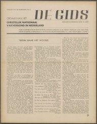 De Gids (1941) nr. 4 - Vakbeweging in de oorlog