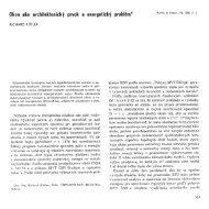 R. Kittler: Okno ako architektonický prvok a energetický problém