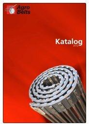 Unseren Katalog können Sie hier downloaden. - Agro-Belts