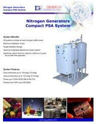 Nitrogen Generator - Fluid Energy