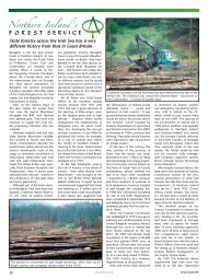 N Ireland Forest Service - Forestry Journal