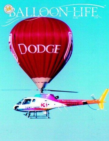 Balloon Life April 2001