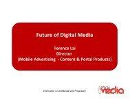 Future of Digital Media