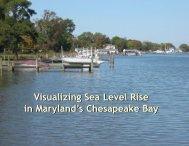 Sea-Level Rise-Maryland - Maryland Sea Grant - University of ...
