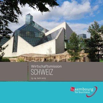 schweiz - OAI