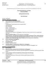Fahrradvermietsystem im Rhein-Neckar Raum - VRN ...