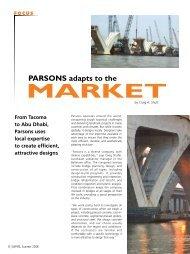 Parsons adapts to the Market - Aspire - The Concrete Bridge Magazine