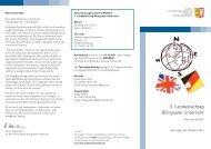 3. Landesfachtag Bilingualer Unterricht