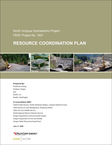 Resource Coordination Plan (Final 7-31-06) - PacifiCorp