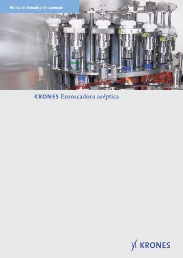 kRoNEs Enroscadora aséptica