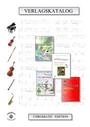 Downloads - Musikverlag Chromatic Edition