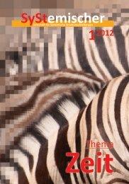 Auszug aus Ausgabe 1/2012 - SyStemischer