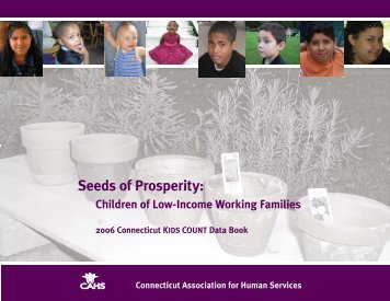 Children of Low-Income Working Families - HartfordInfo.org