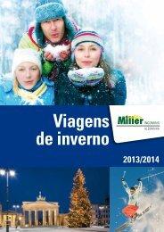 Viagens de inverno - mercosurviagens.com.br