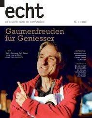 Ausgabe 03/2013 - bachmann medien