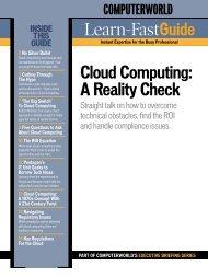 Cloud Computing - Computerworld