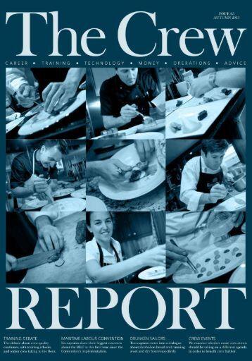 The Crew Report - Nautic Crew International