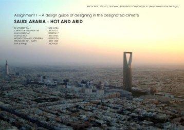 Riyadh - School of Architecture