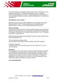Castrol Brayco Micronic LV200 Data Sheet - ER Trading AS - Page 6