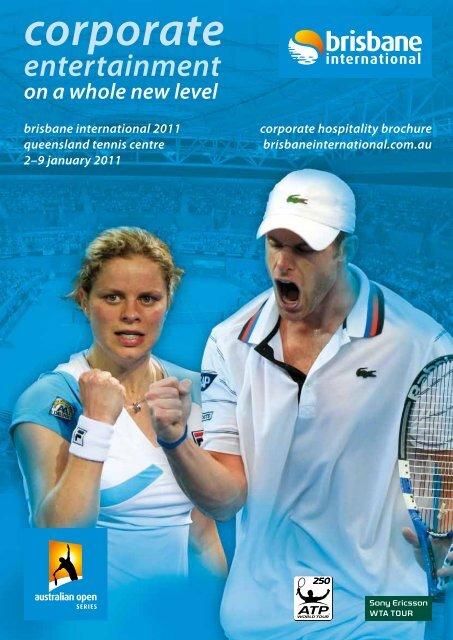 corporate suites - Brisbane International