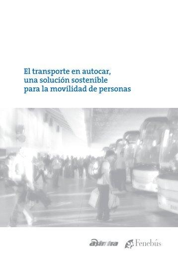 El transporte en autocar, una solución sostenible para la movilidad ...