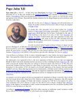 Popes – Our Relationships - AncestryFootprints - Page 7