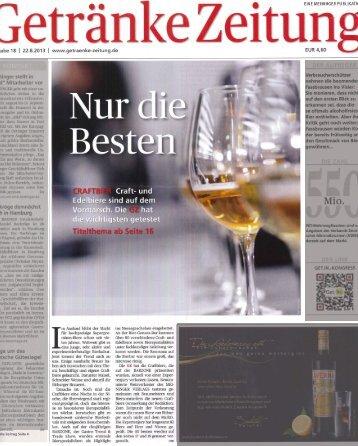 zur Webseite - Brauerei Hofmark