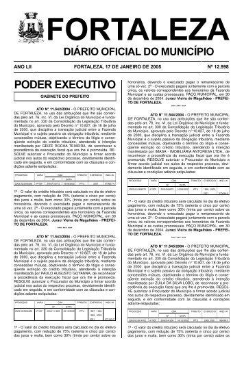 Download - Prefeitura Municipal de Fortaleza - ce