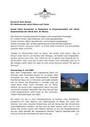 Ein Wochenende voller Höhen und Tiefen. (PDF 320
