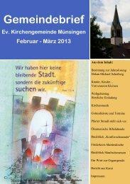 Gemeindebrief_Februar-März_2013.pdf - Evangelische ...
