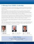 FAER_2008_Annual_Report - Foundation for Anesthesia Education ... - Page 4