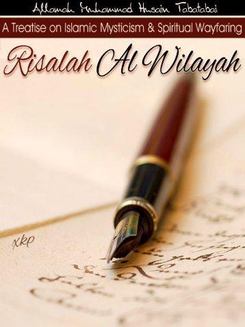 Risalah Al Wilayah - Islamic Mobility