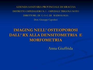 OSTEOPOROSI (Miller e Bonnick,1996): malattia ... - Simferweb.net