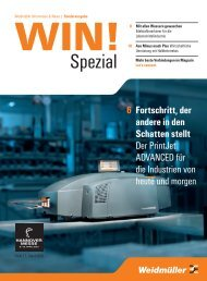 Spezial - Weidmüller Interface GmbH & Co. KG