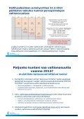 Valtionosuusjärjestelmän uudistaminen ja vuoden ... - Kunnat.net - Page 4
