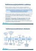 Valtionosuusjärjestelmän uudistaminen ja vuoden ... - Kunnat.net - Page 6