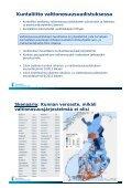 Valtionosuusjärjestelmän uudistaminen ja vuoden ... - Kunnat.net - Page 7