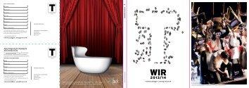 abonnenten werben abonnenten - Vorarlberger Landestheater