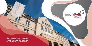 Seminarprogramm 2013 - kreativAmt