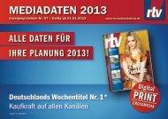 Mediadaten 2013 PrInt - mdmedien-gmbh.de