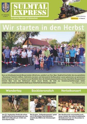 und Vereinszeitung im PDF-Format runter... - Gemeinde Heimschuh